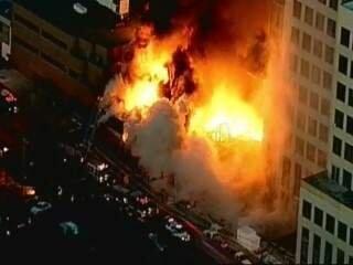 Thumbnail for Restaurant explosion vs. TV shows