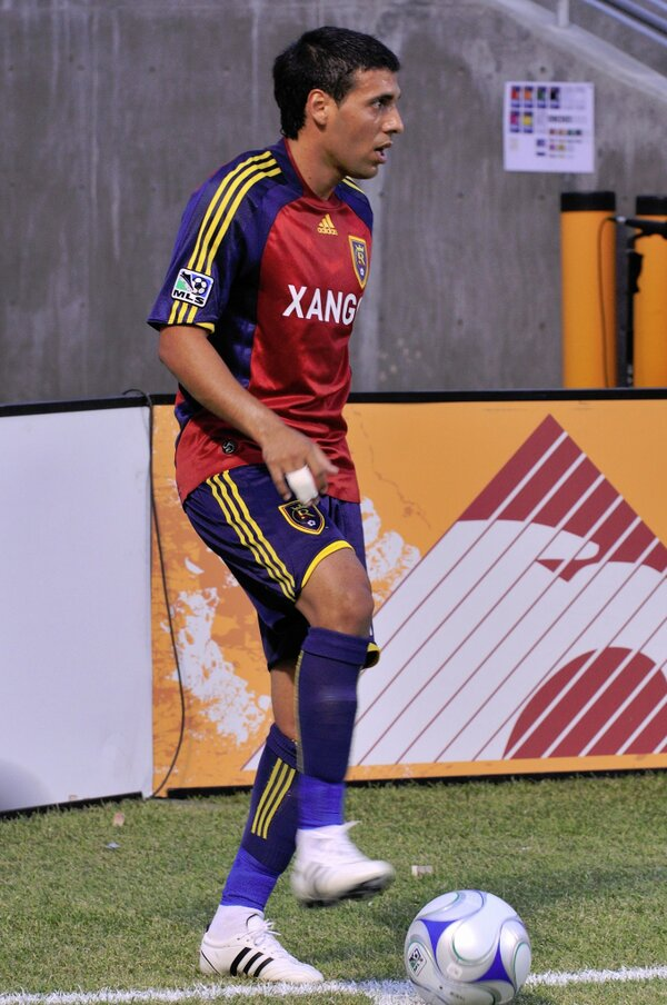 How many times have we seen @javi_mo11 taking a corner kick for #RSL http://pic.twitter.com/05wRoif2