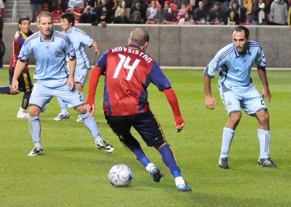 Before he was scoring goals in Europe, we got to watch @YuraMovsisyan baffle #MLS defenders for #RSL http://pic.twitter.com/KQKIApdK