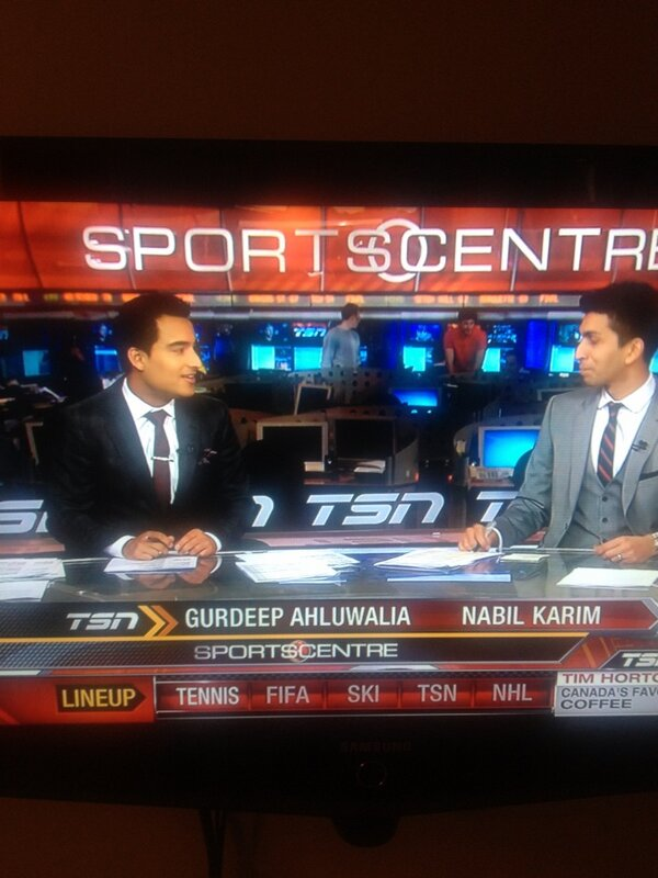 For real TSN???@shippola you bring over some relatives from the homeland?#invasion http://pic.twitter.com/vyjyuBvT