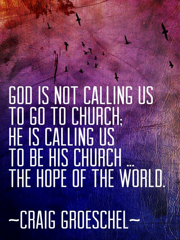 Faith Quotes On Twitter God Is Not Calling Us To Go To Church He