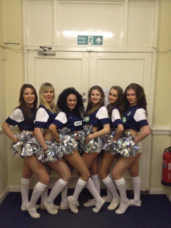 Our Cheerleaders