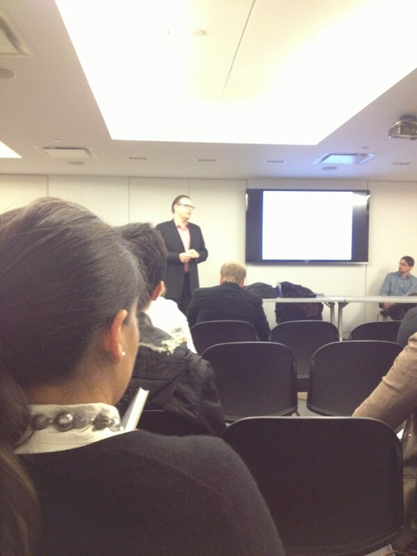 CEO of @Qnary @BantBreen talking right now at @NYUWasserman during #SMW13!! http://pic.twitter.com/kz6ycgtp