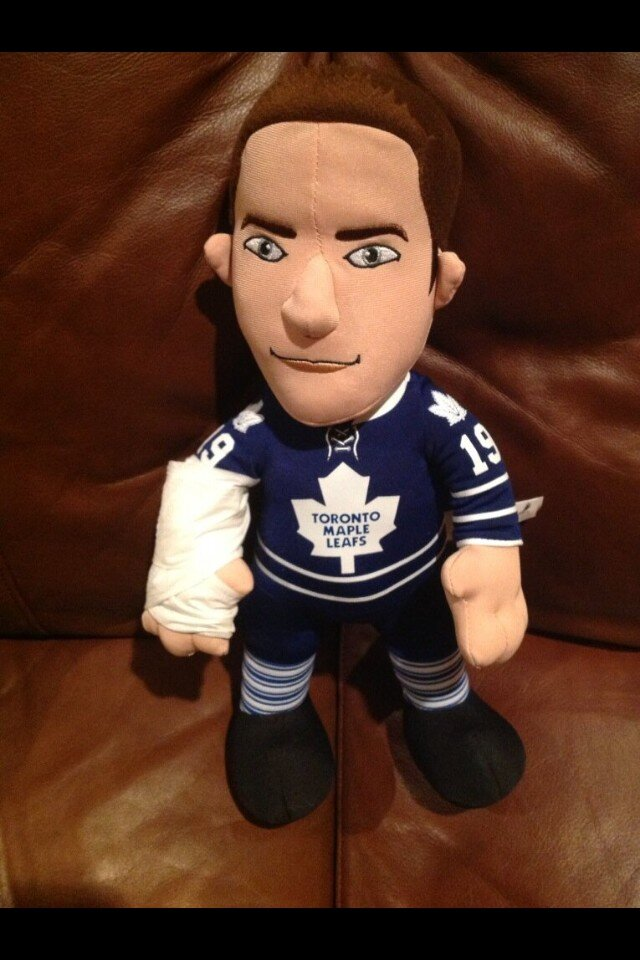 "Joffrey Lupul on Twitter: ""Injury update! http://t.co ..."