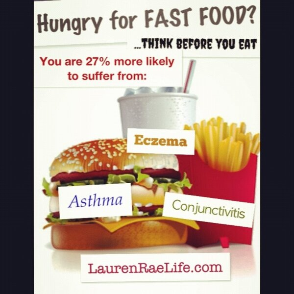 Say No To Fast Food | www.imgkid.com - The Image Kid Has It!