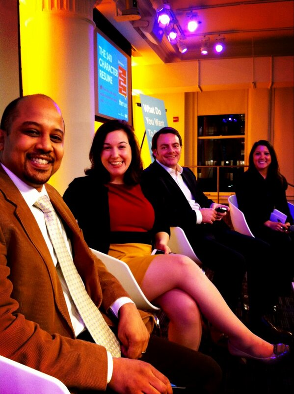 RT @kmin: My incredible copanelists for #smw140resume http://pic.twitter.com/8z9EzbEw4w