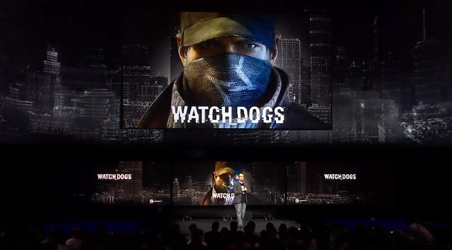 Presentación de Watch Dogs