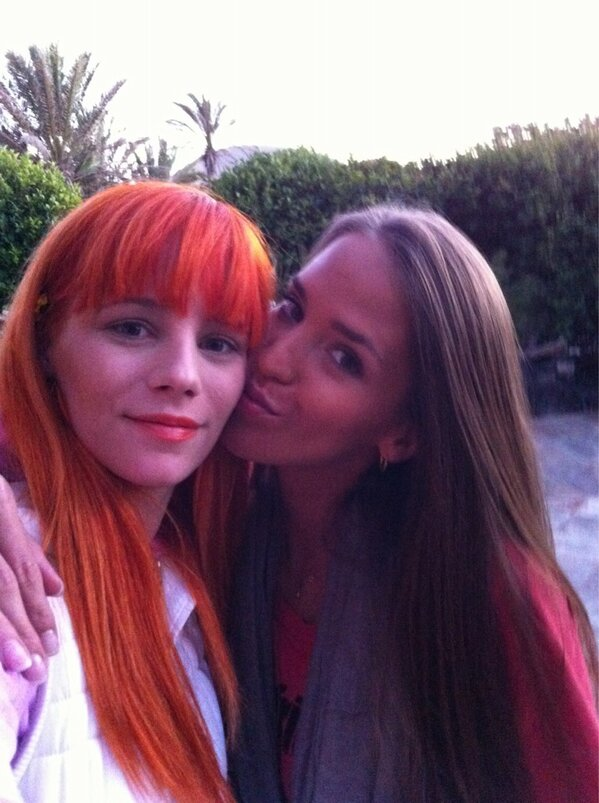 Ariel Piperfawn  - With Silvie twitter @ArielPiperFawn
