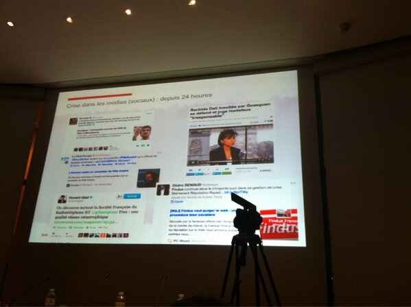 #smwcom depuis 24h il y a de quoi se nourrir... Mauvaise gestion d'une crise par findus http://pic.twitter.com/ToPmJMeP8j