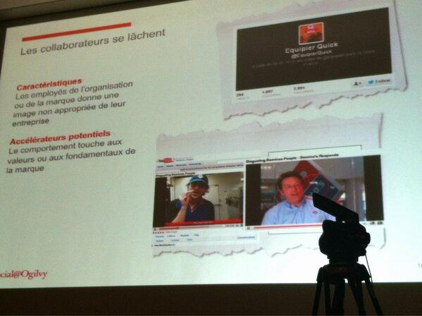 #smwcom 5eme cause Les collaborateurs se lâchent voir l'équipier Quick Ou l'employé de chez pôle emploi. http://pic.twitter.com/AOnh1FYcgS