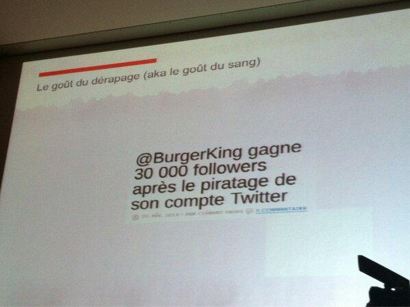 #smwcom Les internautes adorent quand cela de passe mal #effetmeute http://pic.twitter.com/v0VHA2VIYE