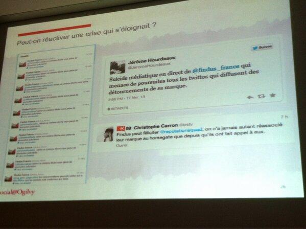 #smwcom Réactivation d'une crise chez findus http://pic.twitter.com/SwAUG5uc4S