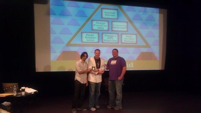 $25 Pyramid Winners