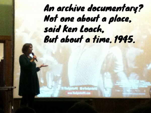 Rebecca O'Brien on the genesis of Ken Loach doc @theSpiritOf45 #thestory2013 http://pic.twitter.com/pQvRu0JWA6