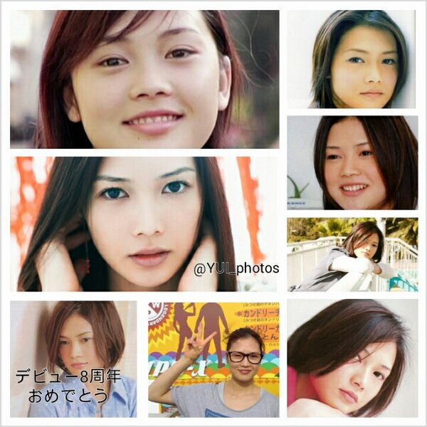 Today, 8th anniversary since YUI's debut. Thank you for your music #YUI デビュー8周年おめでとうございます。 http://t.co/cNNzxz5niA