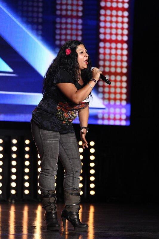 صور سوزان ابو الحسن في الحلقة الثانية من برنامج اكس فاكتور العرب The X Factor Arabia 2013 BDuu24CCIAEfkGi.jpg