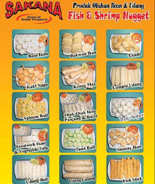 Gagasan Untuk Spanduk Frozen Food - Erlie Decor