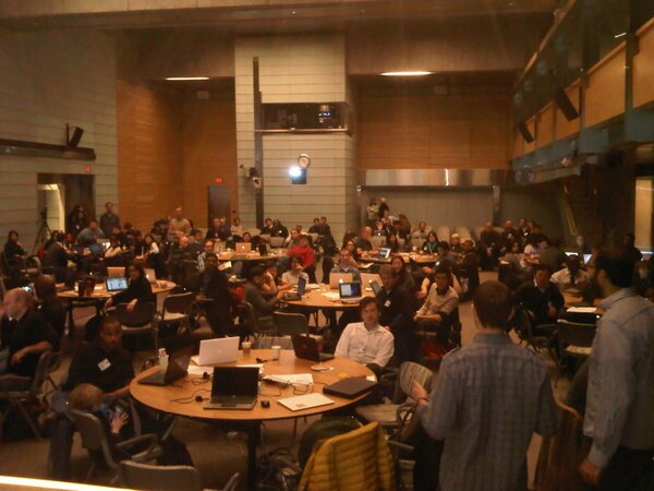 Great crowd here at #opendataday #dc http://pic.twitter.com/M7RSp5Pdhx - we're joining in with #mapktm http://mapbox.com/blog/open-data-day-mapping-kathmandu/
