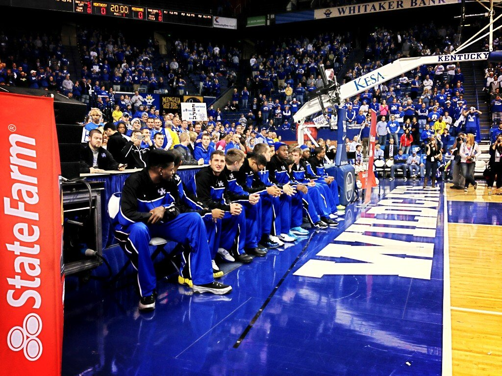 Kentucky team taking in the GameDay events… | Kentucky ...