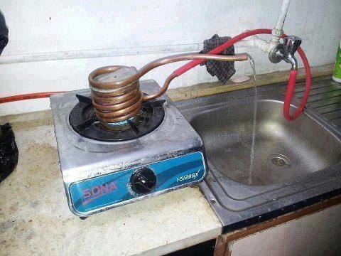 Twitter / JoyAndLife: Indian innovation (jugaad) ...
