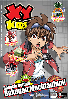 Twitter / indobooks: Apa rahasia Bottom Bakugan ...