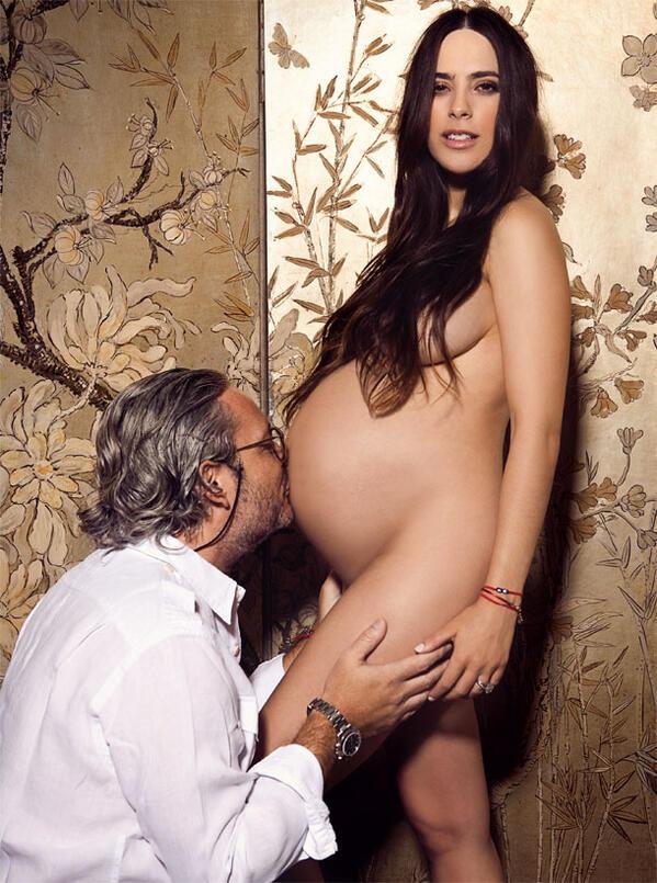 Mujeres embarazadas desnudas no porno