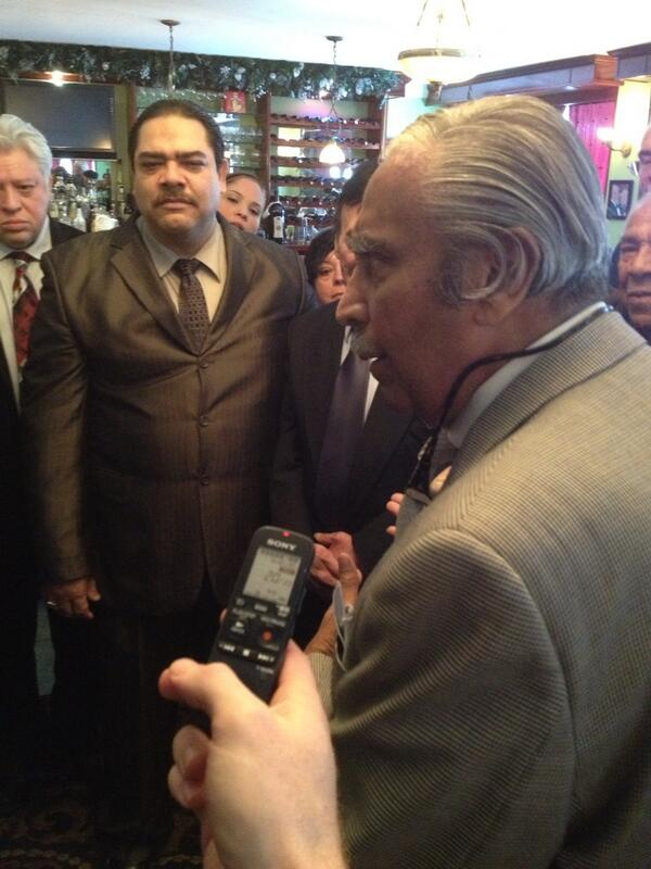 Rep. Rangel IS here. Addressing Salgado and supporters. #nyc2013 http://pic.twitter.com/WOBXdUxo41