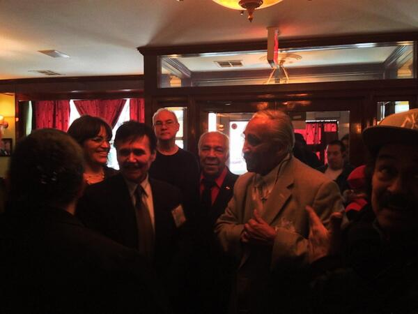 Thumbnail for When Charlie Rangel Got Entangled At Campaign Event