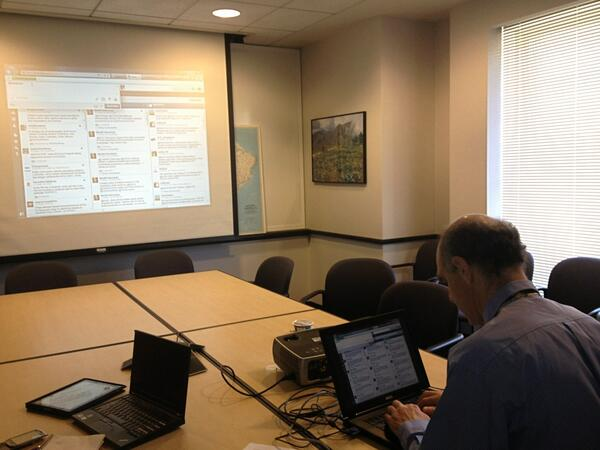 Photo: @MarkFeierstein takes your ?'s on #Latam from @twitter #AskUSAID http://pic.twitter.com/BGYeVVDh9B