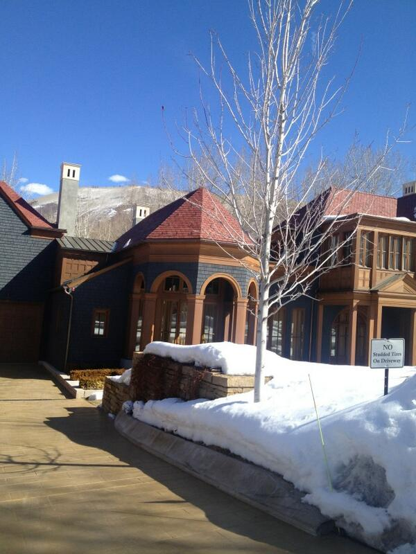 Image Gallery Lance Armstrong Aspen House