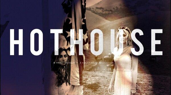 "78violet (Aly & AJ) ⇨ single ""Hothouse"" BE3lAn9CQAEAQ0E"