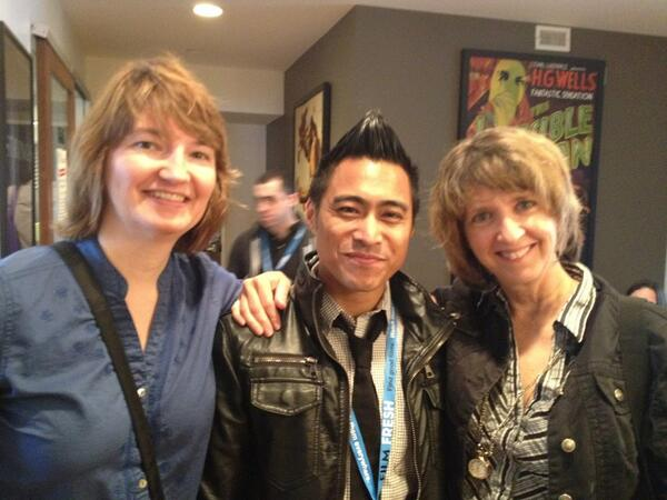 Twitter / SherryHoldridge: PJ Ravel at Polari #sxsw ...
