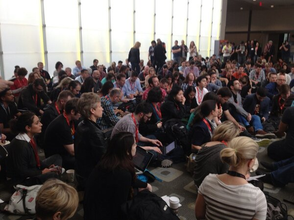 Twitter / districtjoe: Overflow for the #sxswi Twitter ...