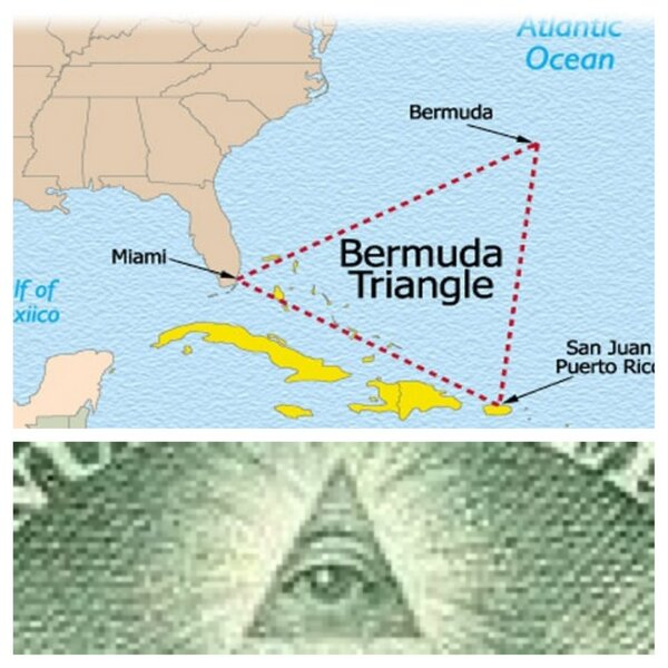 "STOP THE ILLUMINATI on Twitter: ""THE TRUTH ABOUT THE BERMUDA TRIANGLE.  http://t.co/2RghORs0cB"""