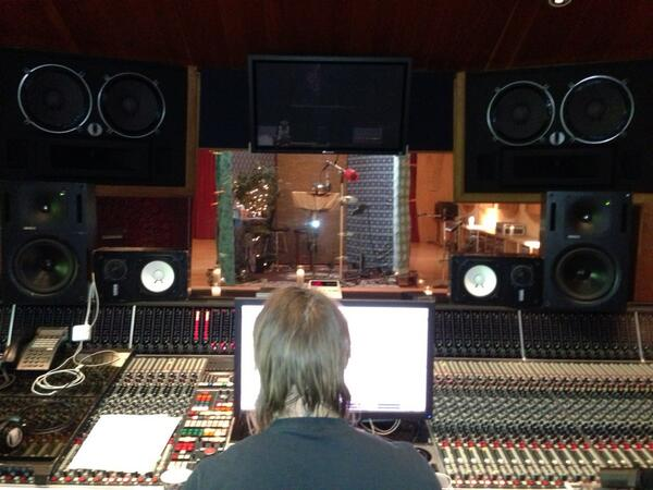backstreet boys, max martin, studio