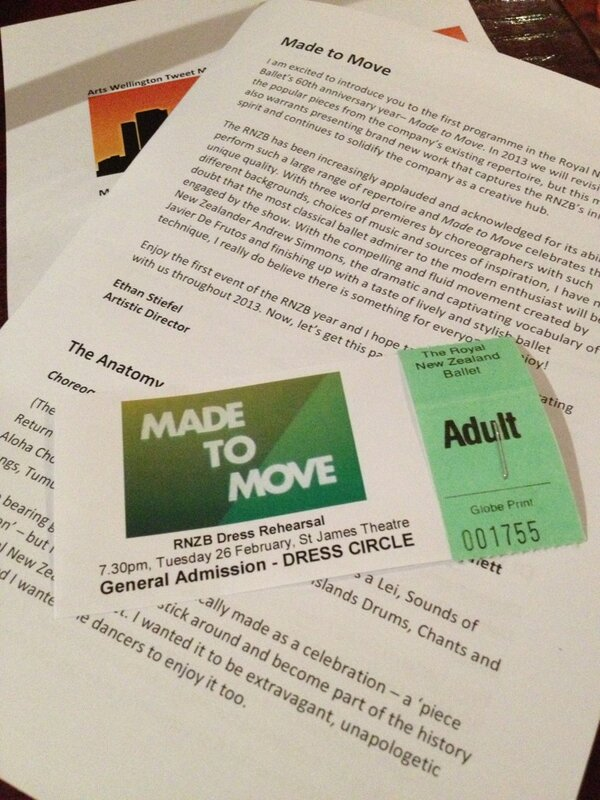 Prepping for the #MadetoMove behind-the-scenes tweet-fest extravaganza at @nzballet http://pic.twitter.com/11Fs67DwUq