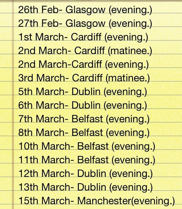 On Twitter Uk Take Me Home Tour Dates From Now On Mine Please Credit If You Use 1 Http T Co Ppeq6w0mfe