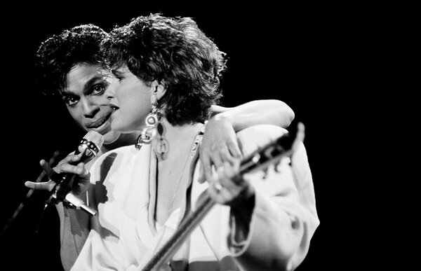 Image result for Prince and Wendy Melvoin