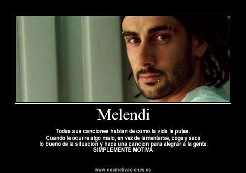 Frases Melendi Melendialmeria Twitter