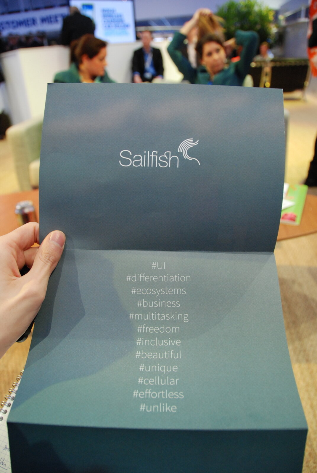 Coisas de Barcelona: que tal o SDK do Sailfish?