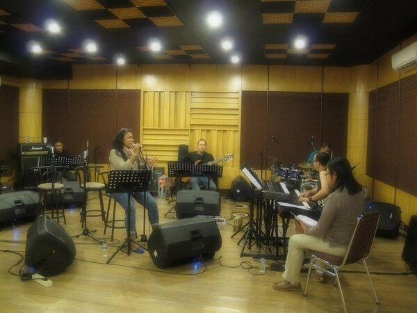 Practice Room Studio On Twitter Shakila Alvin Lubis