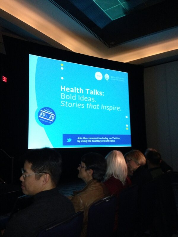 Thumbnail for Health Talks 2013