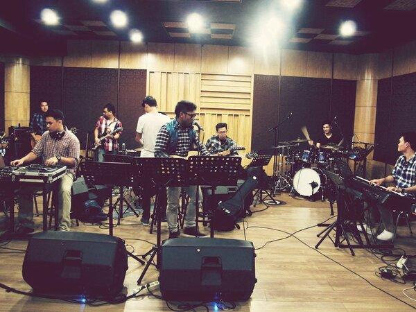 Practice Room Studio On Twitter Matthew Sayers Rehearsing