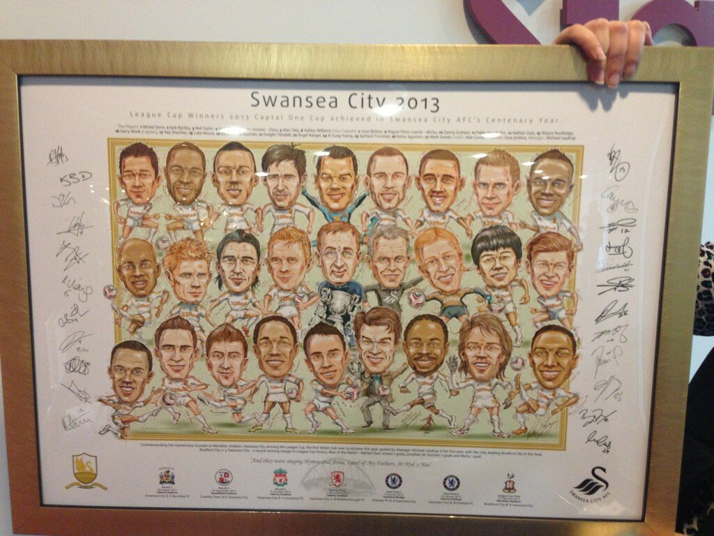 Swansea - 2013