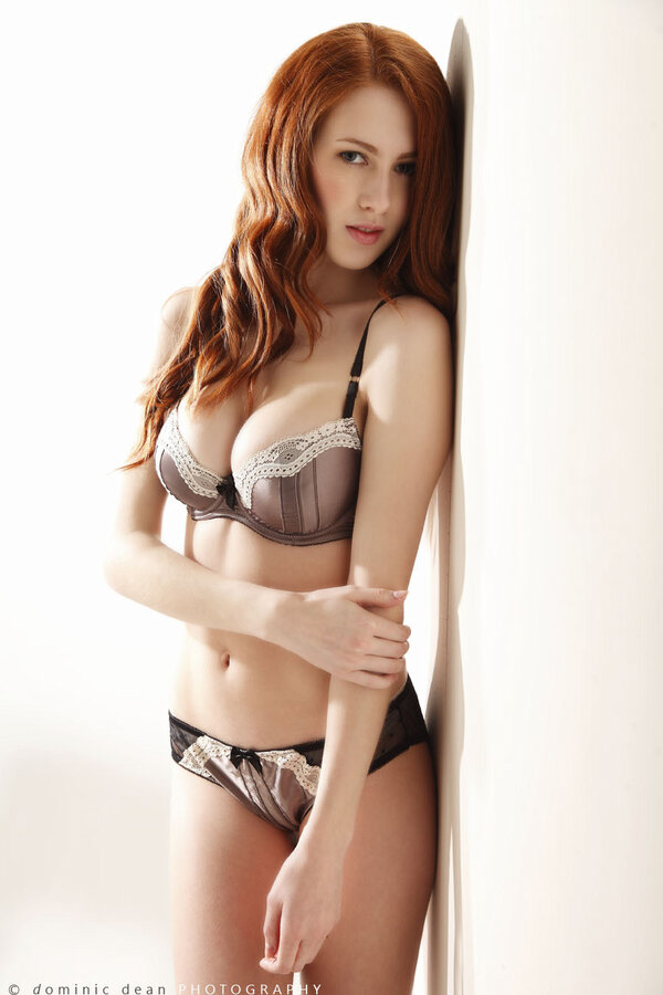 You like redhead lingerie models best whore
