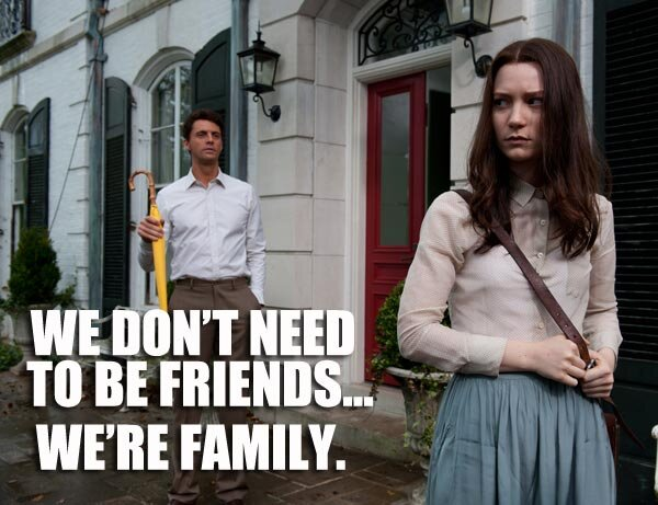 Stoker from @foxsearchlight