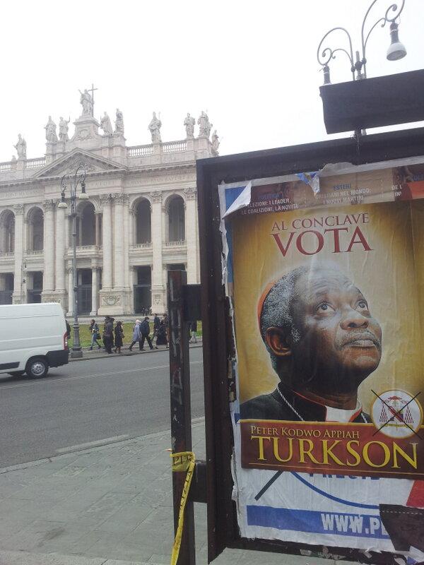 Thumbnail for Der Weg zum neuen Papst - Tag I