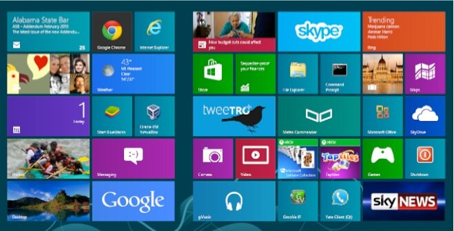 The Good, the Bad, and the Ugly: Windows 8 Touchscreen Roundup