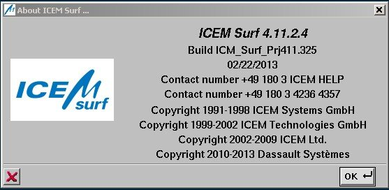 icem surf 4.11
