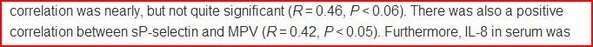 "Honest in a roundabout way: ""nearly, but not quite significant (P<0.06)"" #stillnotsignificant http://pic.twitter.com/OSxB9zgfbV"